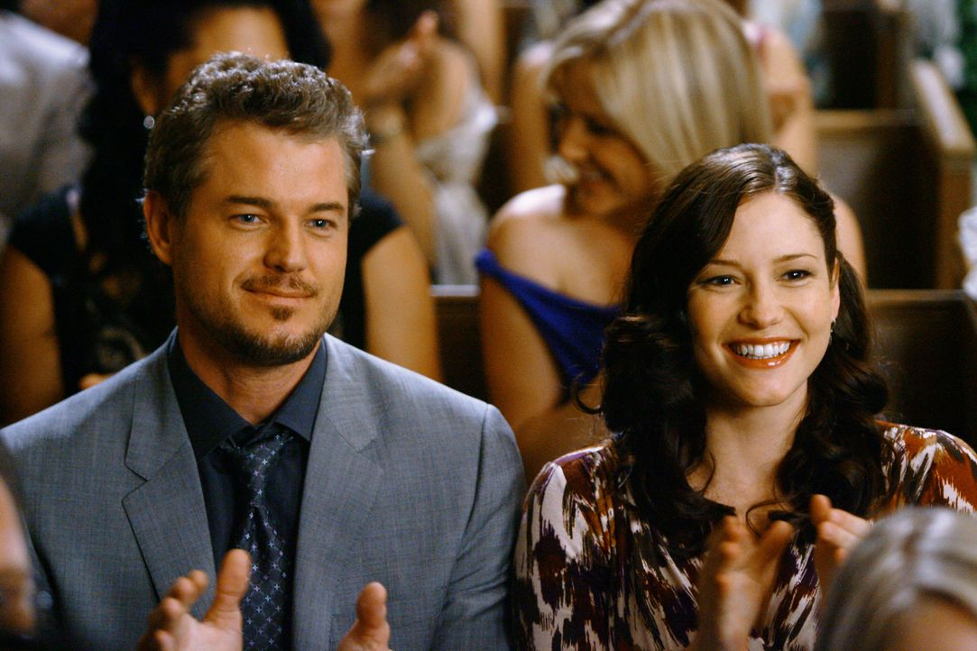 Grey's Anatomy – Mark und Lexie – 20: Mark (Eric Dane), Lexie (Chyler Leigh) - Bildquelle: ABC Studios