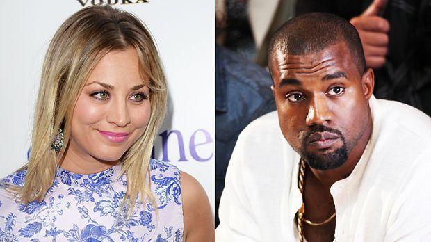 Kaley-Cuoco-13-07-24-AFP-Kanye-West-13-09-10-AFP - Bildquelle: AFP