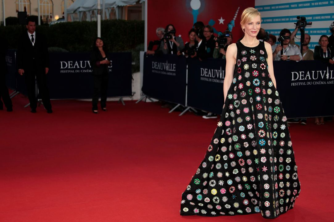 Cate-Blanchett-130831-AFP - Bildquelle: AFP