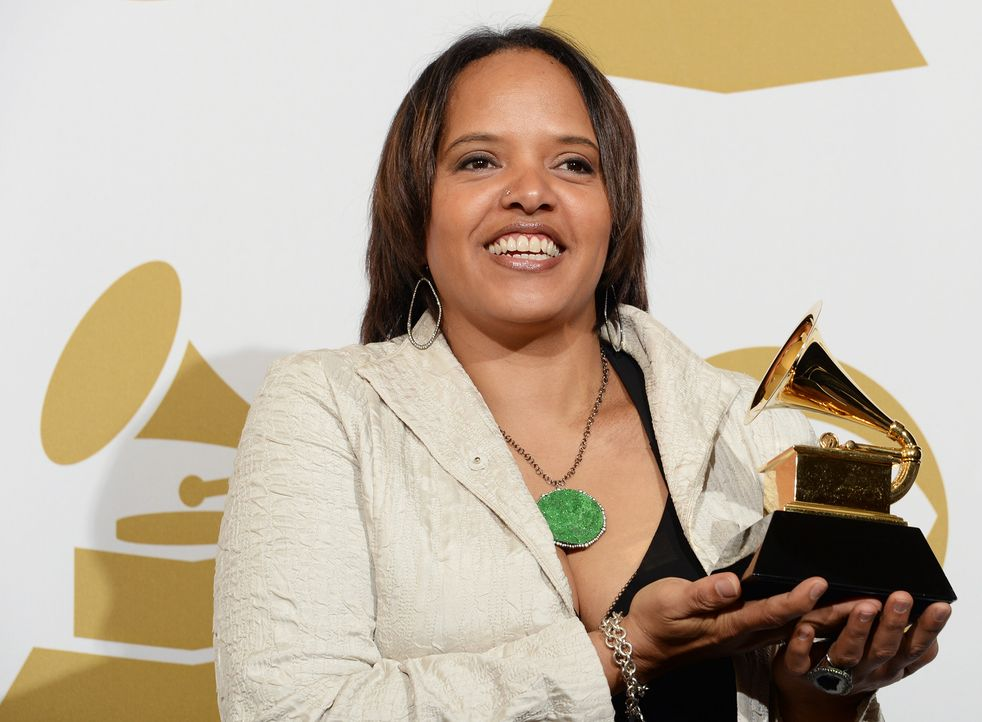 Grammy-Awards-Terri-Lynn-Carrington-14-01-26-AFP - Bildquelle: AFP