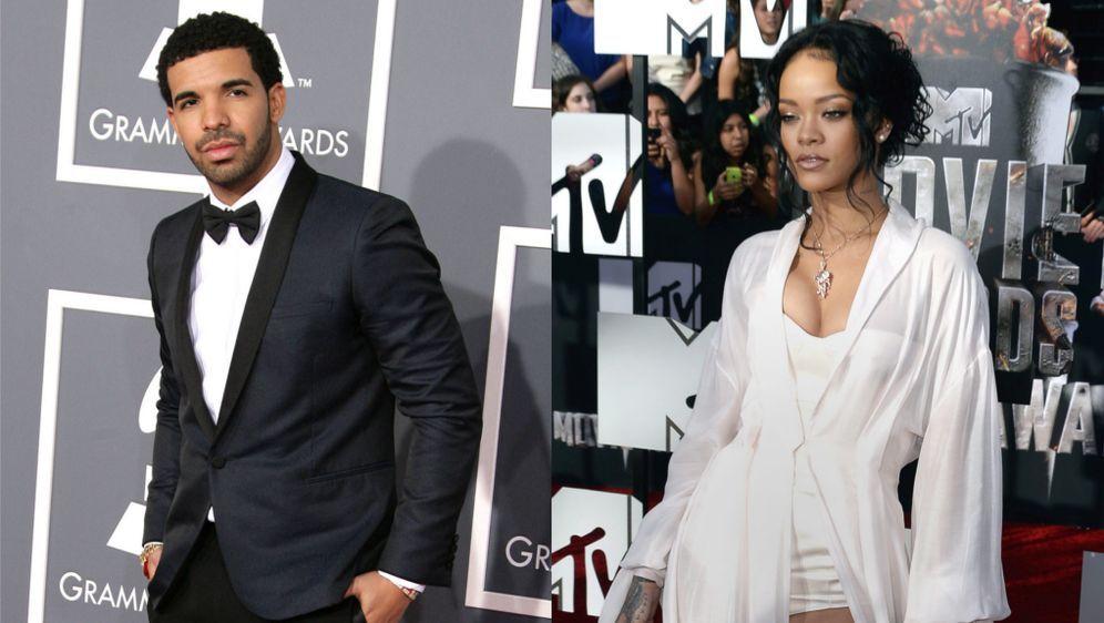 Rihanna geht drake 2014 aus