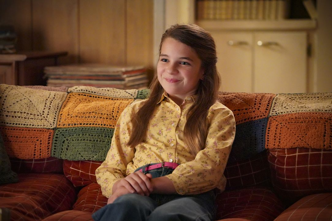 Missy Cooper (Raegan Revord) - Bildquelle: 2020 Warner Bros. Entertainment Inc. All Rights Reserved.