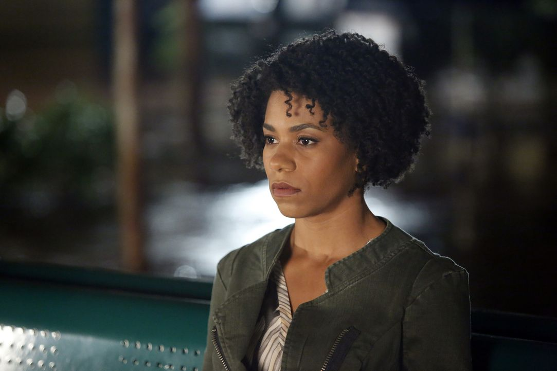 Die Begegnung mit Dr. Maggie Pierce (Kelly McCreary) verändert Richards Leben ... - Bildquelle: Kelsey McNeal 2014 American Broadcasting Companies, Inc. All rights reserved.