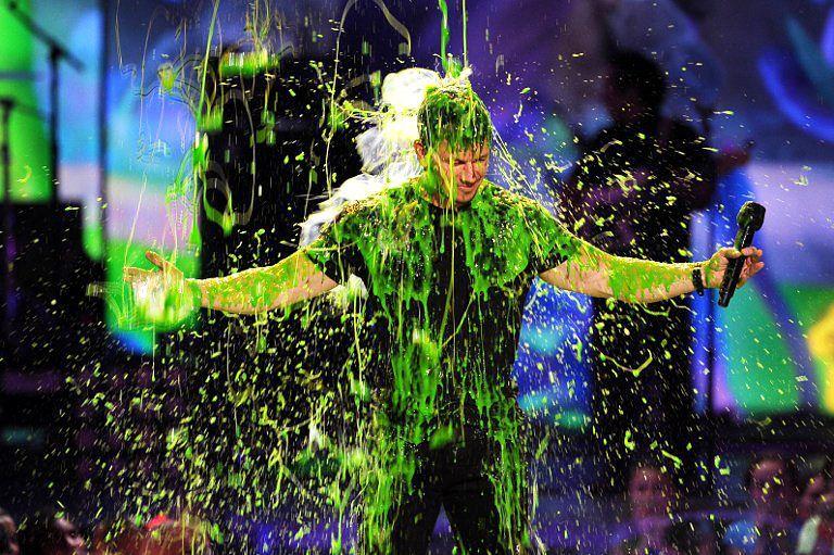 Kids-Choice-Awards-Mark-Wahlberg-14-03-29-getty-AFP - Bildquelle: getty-AFP