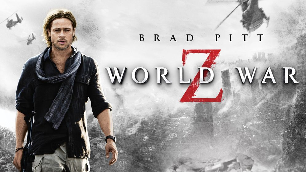 World War Z - Bildquelle: 2013 Paramount Pictures.  All Rights Reserved.