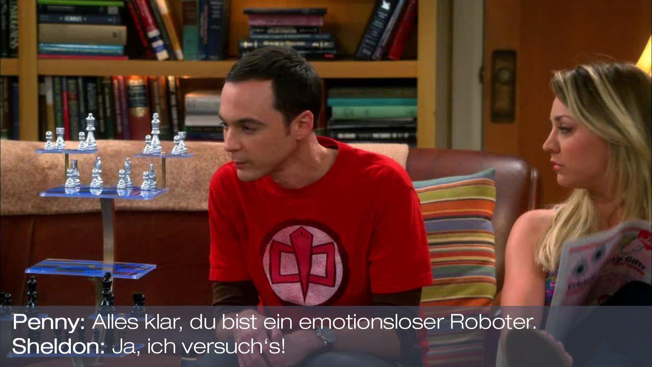 Staffel 7 Folge 1 - Zitat 5 - Bildquelle: Warner Bros. Television