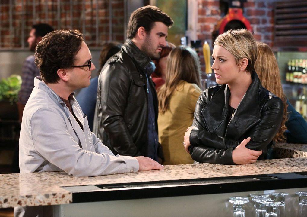Sheldon bildet eine Rangfolge der Pärchen ihrer Gruppe gemessen daran, wie glücklich sie sind, mit sich und Amy an der Spitze, das Schlusslicht bild... - Bildquelle: Warner Brothers