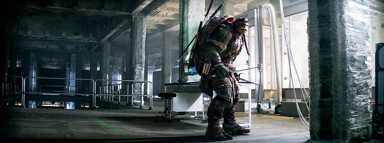 teenage-mutant-ninja-turtles-29-Paramount-Pictures - Bildquelle: Paramount Pictures