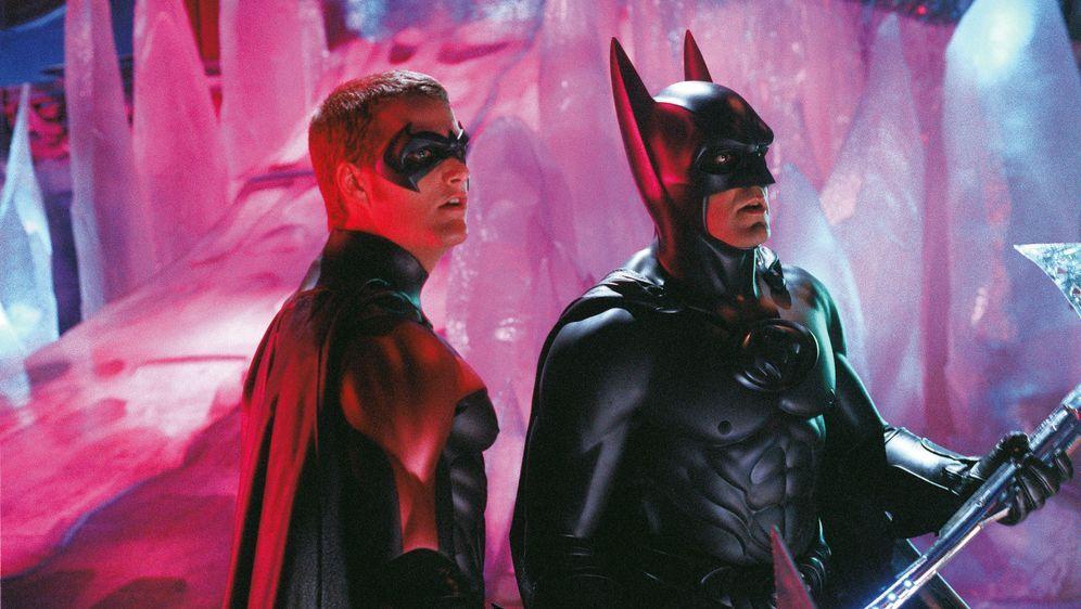 Batman & Robin - Bildquelle: Warner Bros. Pictures