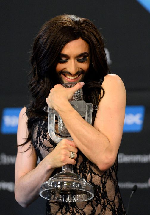 Eurovision-Song-Contest-Conchita-Wurst-4-140509-AFP - Bildquelle: AFP