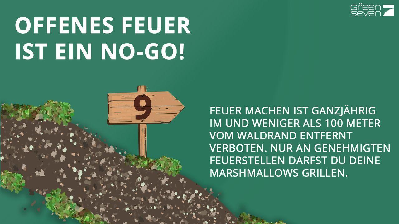Kein offenes Feuer - Bildquelle: ProSieben