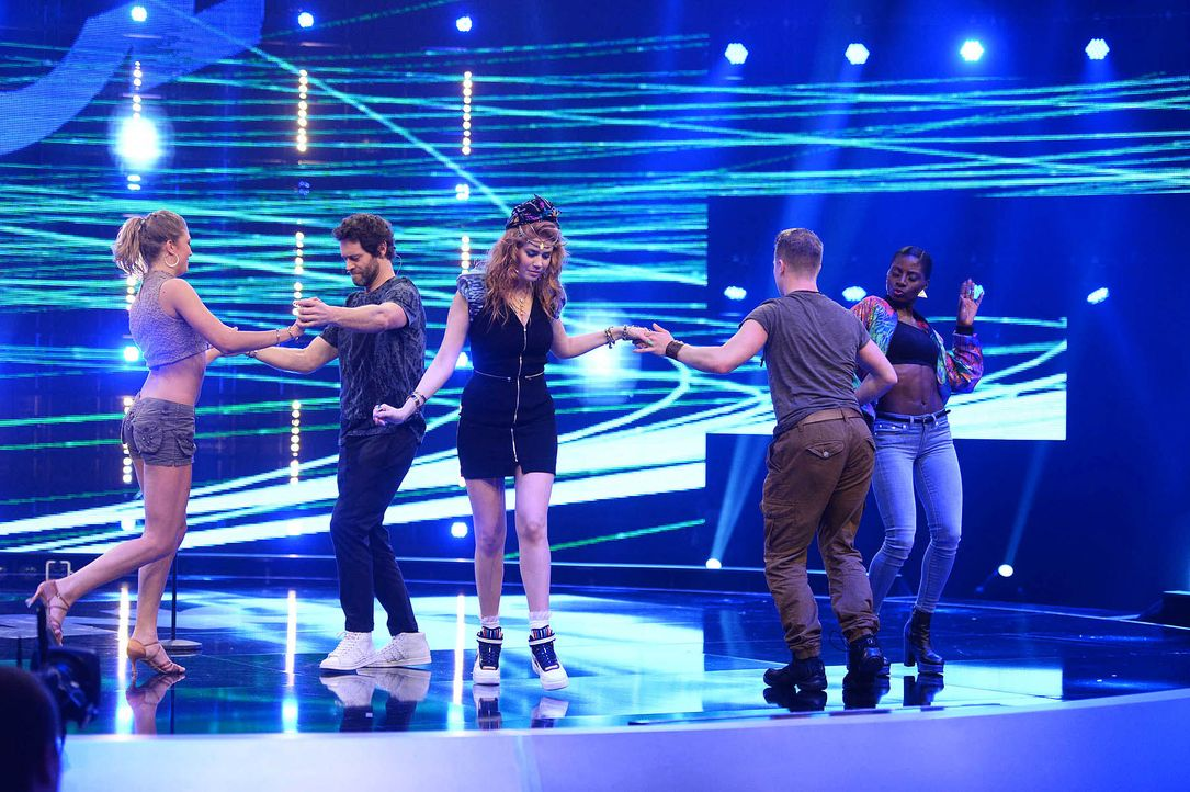Got-To-Dance-Kim-Alex-21-SAT1-ProSieben-Willi-Weber - Bildquelle: SAT.1/ProSieben/Willi Weber
