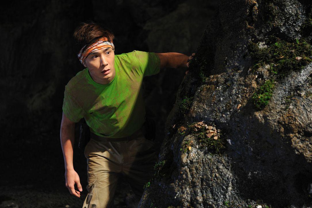 Gelingt es Brandon (Nathan Lee), die wilde, mysteriöse Bestie einzufangen?