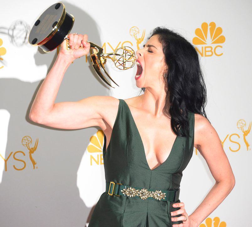 Sarah-Silverman-14-08-26-Emmy-Awards-dpa - Bildquelle: dpa