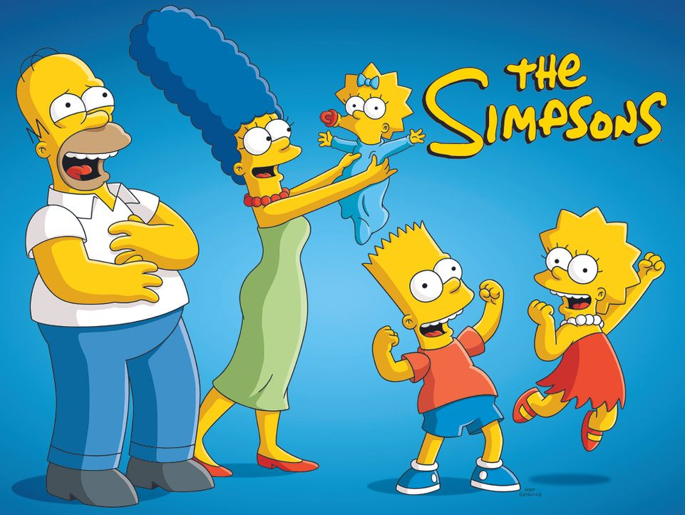 (30. Staffel) - Die Simpsons - Artwork - Bildquelle: 2018-2019 Fox and its related entities.  All rights reserved.