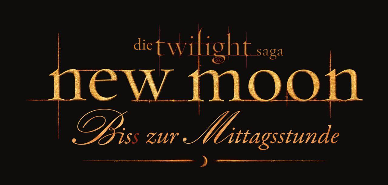 NEW MOON - BISS ZUR MITTAGSSTUNDE - Logo - Bildquelle: 2009 Concorde Filmverleih GmbH