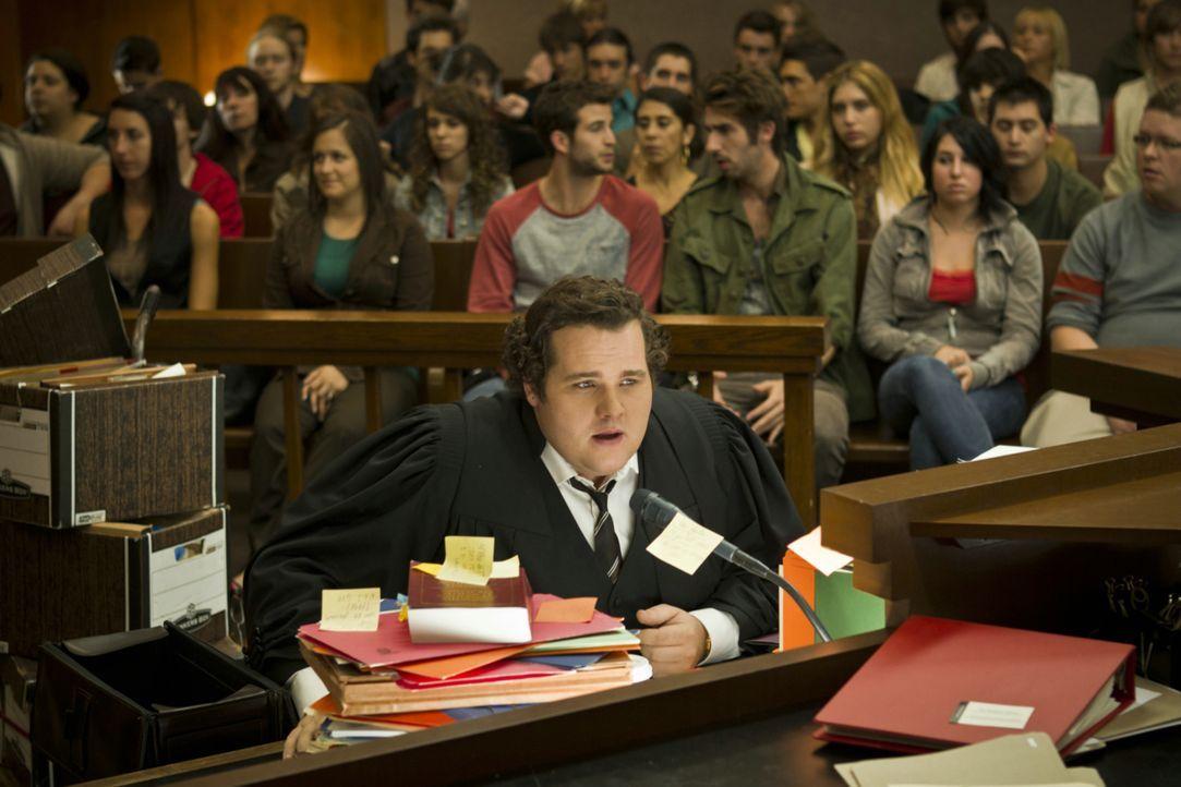 Geht seine Strategie auf oder wartet Davids Anwalt (Antoine Bertrand) mit einer Überraschung auf? - Bildquelle: Ascot Elite Home Entertainment GmbH
