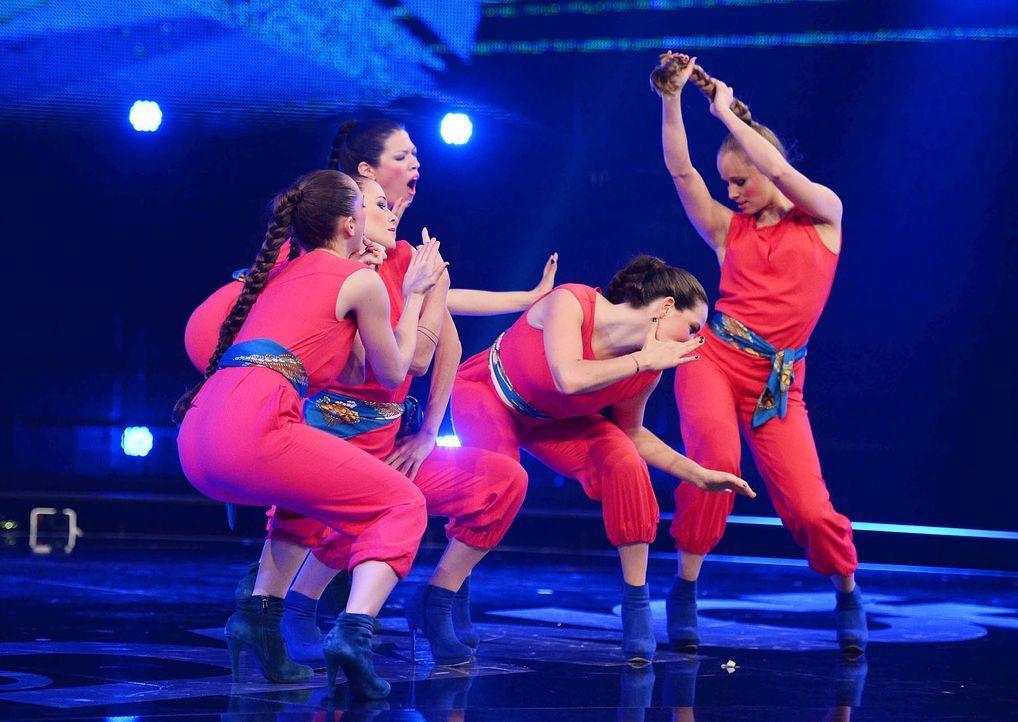 Got-To-Dance-TeKi-TeKua-05-SAT1-ProSieben-Willi-Weber - Bildquelle: SAT.1/ProSieben/Willi Weber