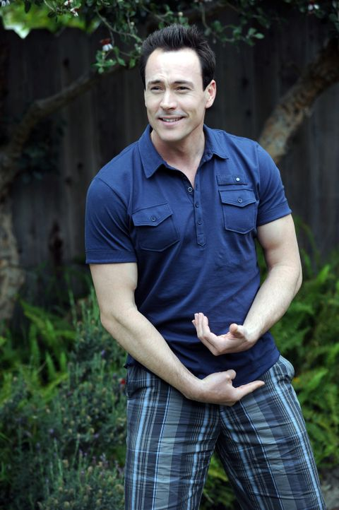 Drew (Chris Klein) zieht nun doch zu seiner Verlobten Jenna. Ryan ist schockiert über die Nachricht ... - Bildquelle: 2011 FX Networks, LLC. All rights reserved.