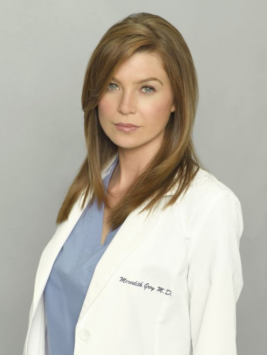(5. Staffel) - Eine ausgezeichnete Ärztin, die mit manchen beruflichen und privaten Problemen zu kämpfen hat: Dr. Meredith Grey (Ellen Pompeo) ... - Bildquelle: Bob D'Amico 2007 American Broadcasting Companies, Inc. All rights reserved. NO ARCHIVING. NO RESALE.