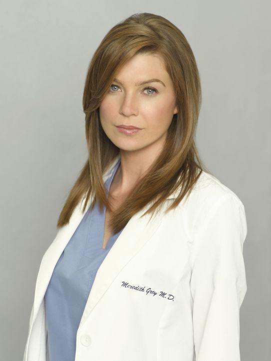 (5. Staffel) - Eine ausgezeichnete Ärztin, die mit manchen beruflichen und privaten Problemen zu kämpfen hat: Dr. Meredith Grey (Ellen Pompeo) ... - Bildquelle: Bob D'Amico 2007 American Broadcasting Companies, Inc. All rights reserved. NO ARCHIVING. NO RESALE.