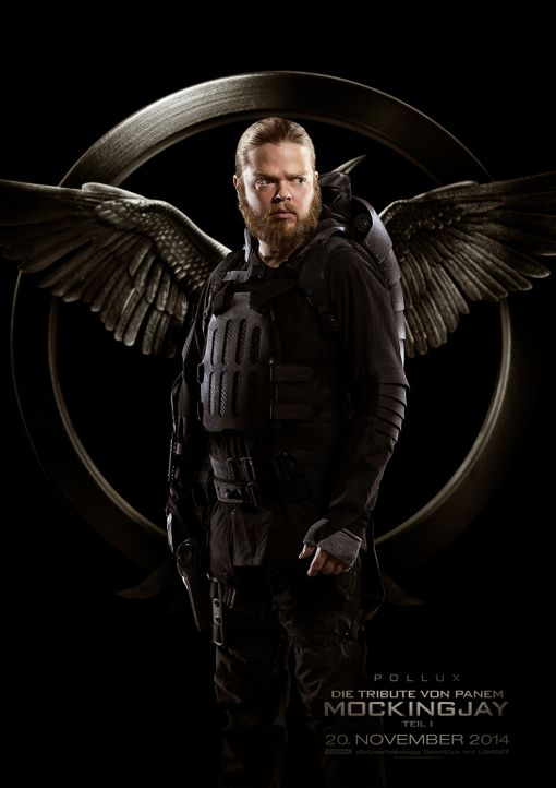 DIE TRIBUTE VON PANEM - MOCKINGJAY TEIL 1 - ELDEN HENSON - Bildquelle: TM &   2014 Lions Gate Entertainment Inc. All rights reserved.