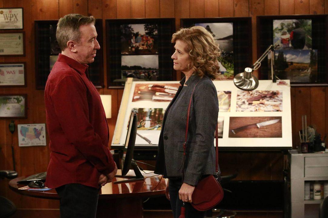 Mike Baxter (Tim Allen, l.); Vanessa Baxter (Nancy Travis, r.) - Bildquelle: 2016-2017 American Broadcasting Companies. All rights reserved.