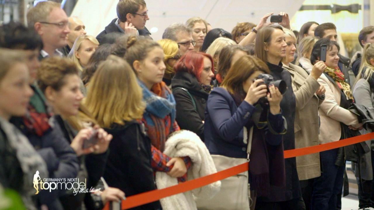GNTM-10-Sendung01_021 - Bildquelle: ProSieben