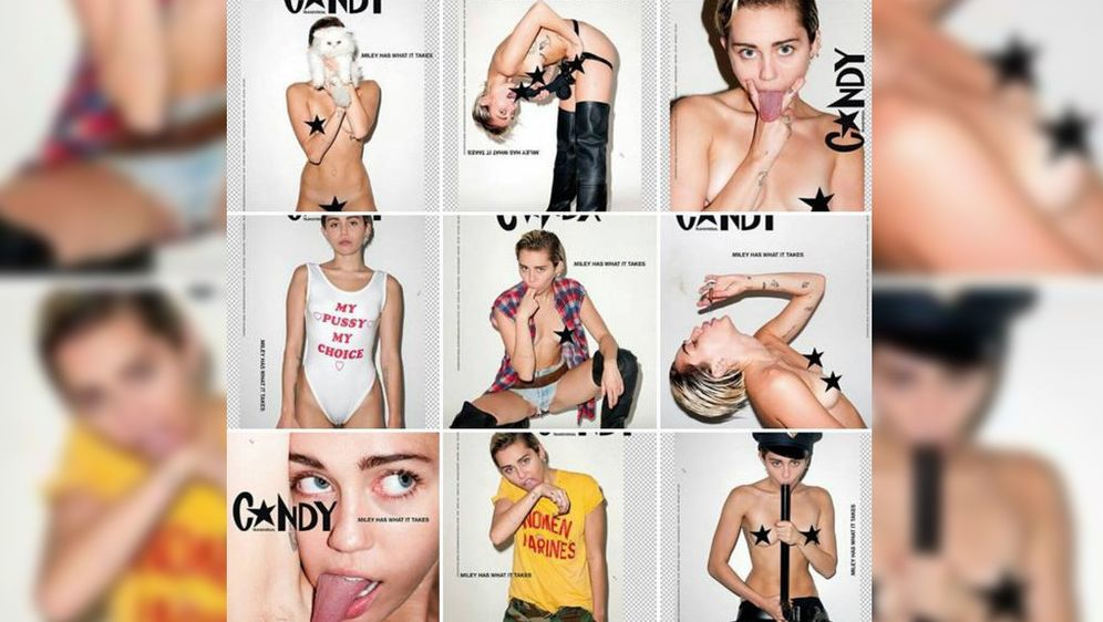 Miley cirus nackt