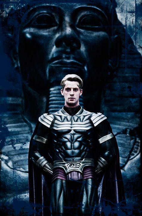 Hat einen blutigen Rettungsplan für die Welt: Adrien Veidt (Matthew Goode), der klügste Mann der Welt, wagt einen riskanten Bluff ... - Bildquelle: Paramount Pictures
