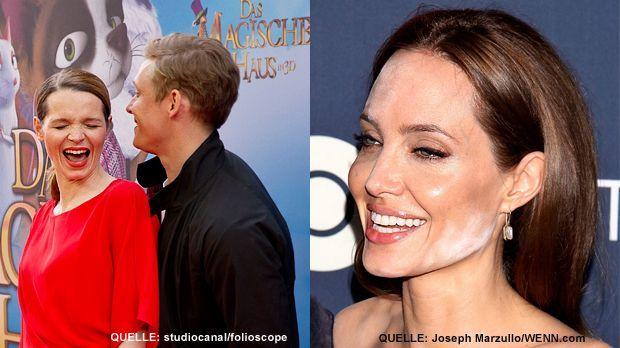 TOP Karoline Herfurth und Matthias Schweighoefer FLOP Angelina Jolie  - Bildquelle: studiocanal/folioscope  -  Joseph Marzullo/WENN.com