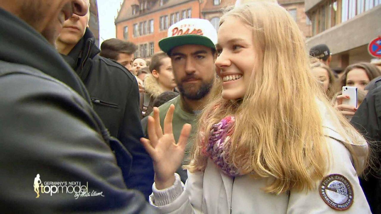 GNTM-10-Sendung02_053 - Bildquelle: ProSieben