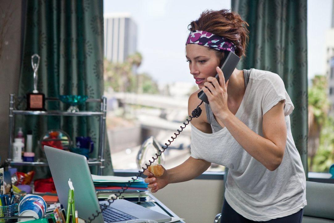 Kara Monahan (Jessica Biel) hasst Valentinstag - bis sie auf einen besonderen Mann trifft ... - Bildquelle: 2010 Warner Bros.