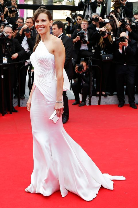 Cannes-Filmfestival-Hilary-Swank-140518-1-AFP - Bildquelle: AFP