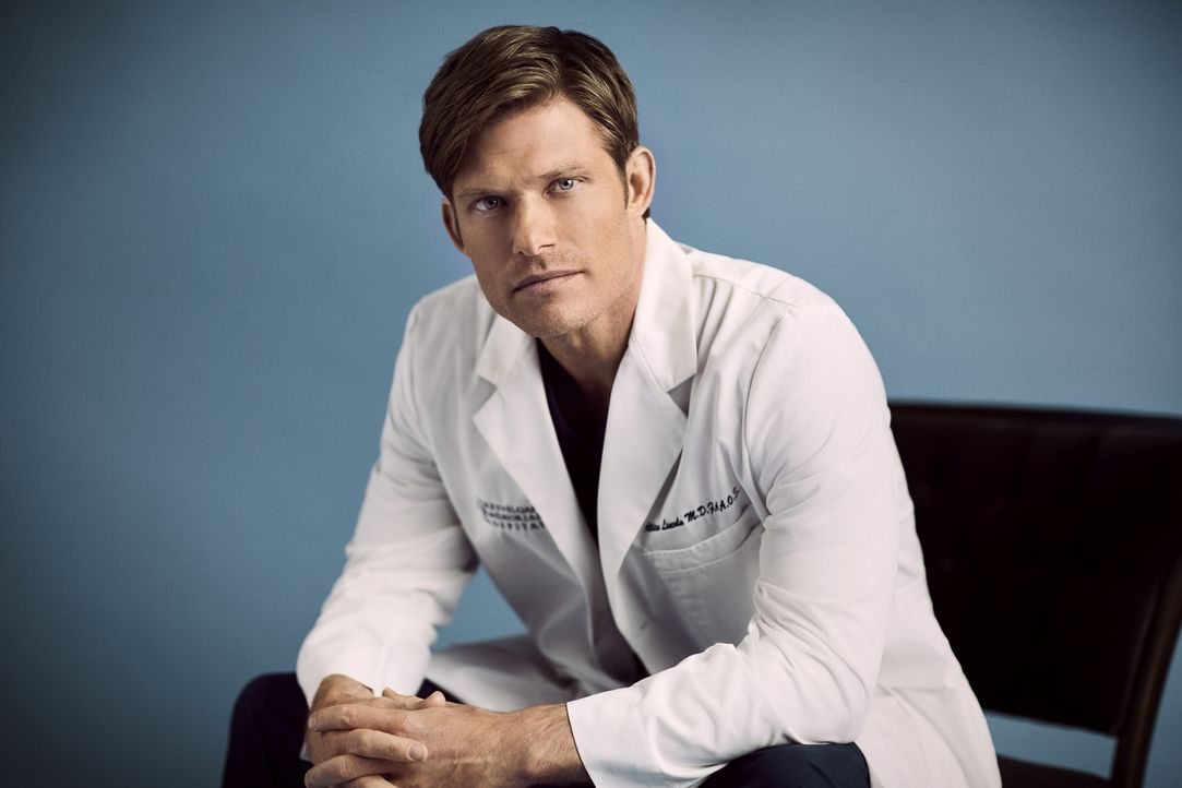 (17. Staffel) - Dr. Atticus Lincoln (Chris Carmack) - Bildquelle: Mike Rosenthal 2020 American Broadcasting Companies, Inc. All rights reserved. / Mike Rosenthal