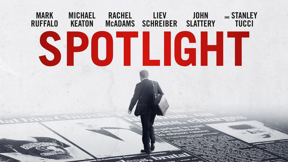 Spotlight - Bildquelle: 2015 Paramount Pictures. All Rights Reserved.