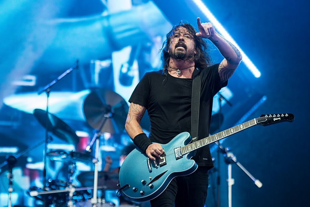 Foo Fighters_ (1) - Bildquelle: ProSieben