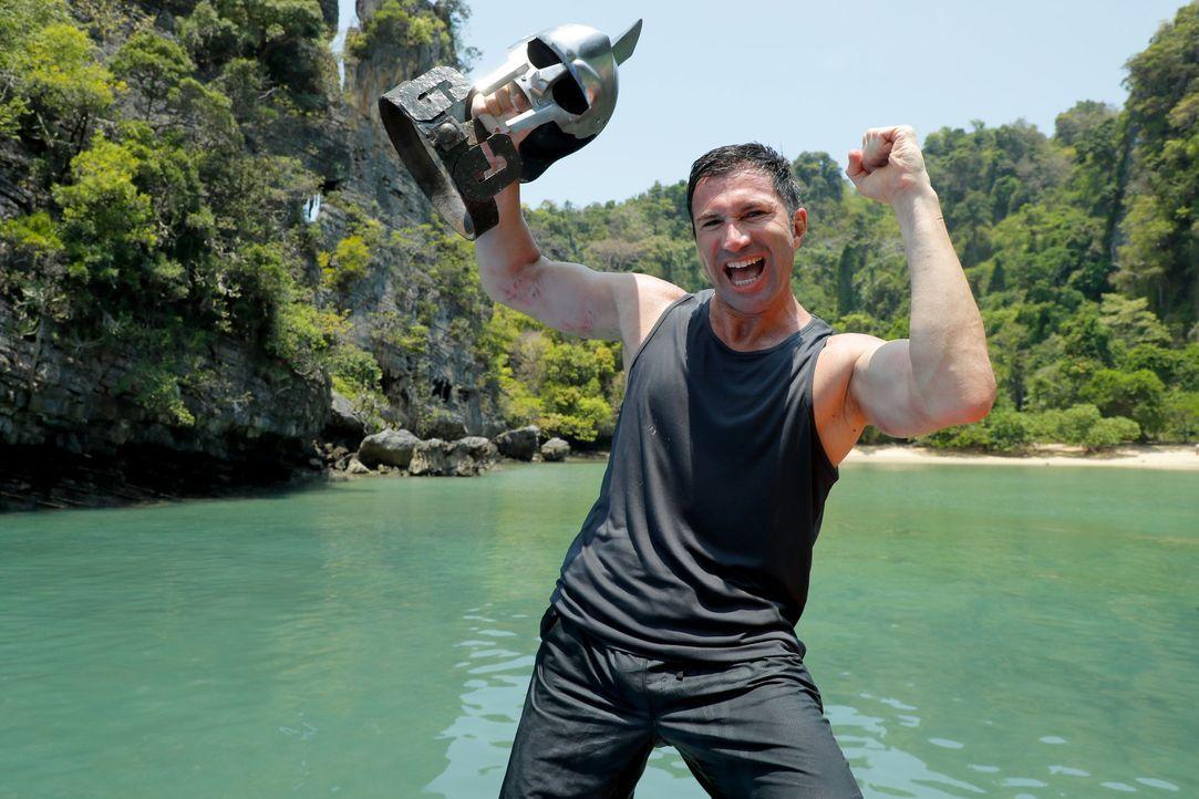 Global Gladiators Episode 6 Lucas (5) - Bildquelle: ProSieben/Richard Hübner