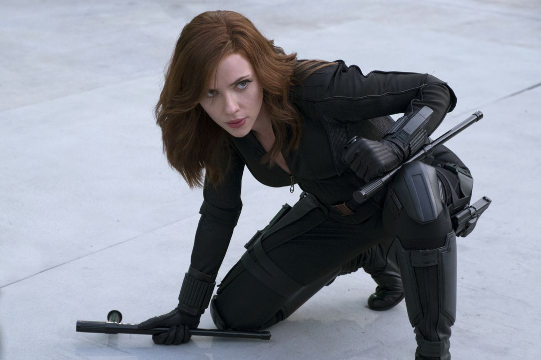 Natasha Romanoff alias Black Widow (Scarlett Johansson) - Bildquelle: Zade Rosenthal 2014 MVLFFLLC. TM &   2014 Marvel. All Rights Reserved. / Zade Rosenthal