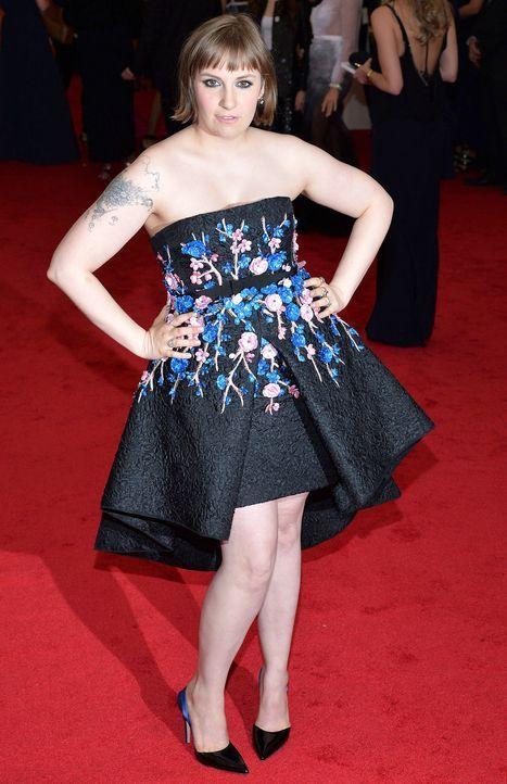Lena-Dunham-Emmy-Nominierungen-dpa - Bildquelle: dpa