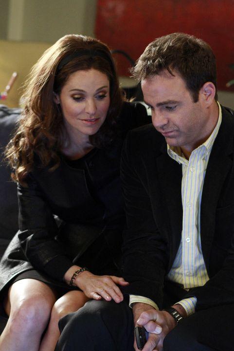 Eigentlich sollte es der schönste tag im leben von Charlotte und Cooper (Paul Adelstein, r) werden, doch irgendwie scheint einiges dagegen zu sprec... - Bildquelle: ABC Studios