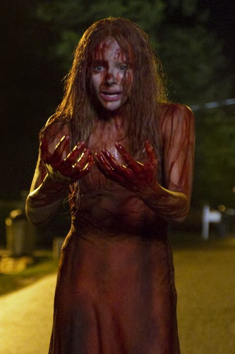 Carrie White (Chloë Grace Moretz) - Bildquelle: 2013 METRO-GOLDWYN-MAYER PICTURES INC. AND SCREEN GEMS, INC. ALL RIGHTS RESERVED.