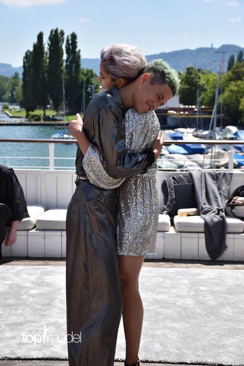 BTS_STUDIO_54 (5) - Bildquelle: ProSieben Schweiz
