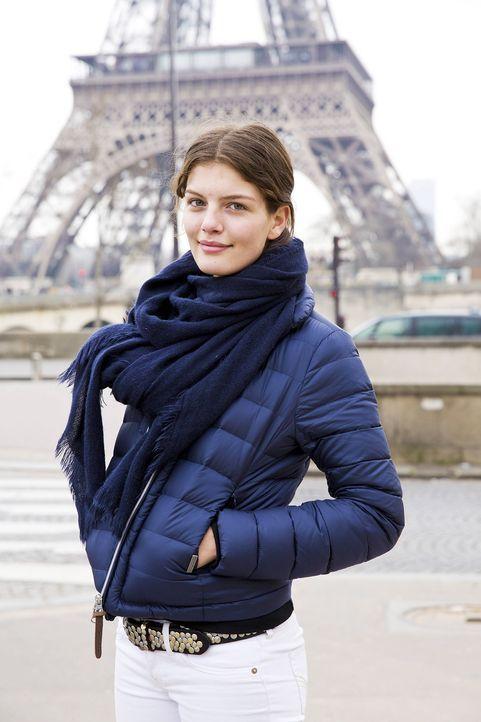 GNTM-Stf10-Epi14-Fashion-Week-Paris-085-Vanessa-ProSieben-Richard-Huebner - Bildquelle: ProSieben/Richard Huebner