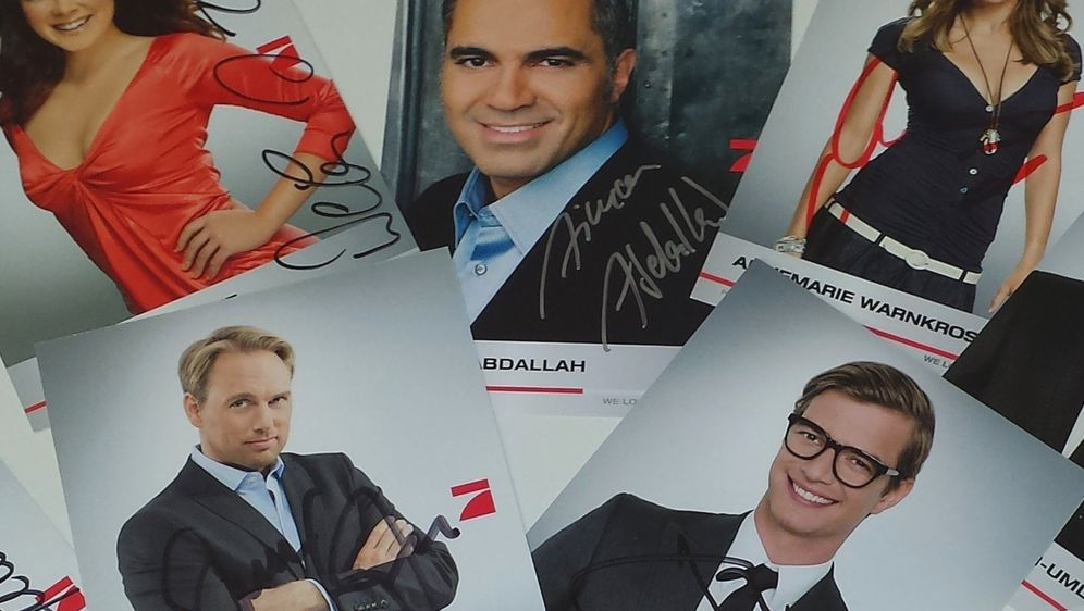 Autogrammadressen