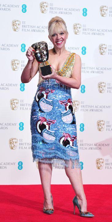 BAFTA-Catherine-Martin-14-02-16-AFP - Bildquelle: AFP