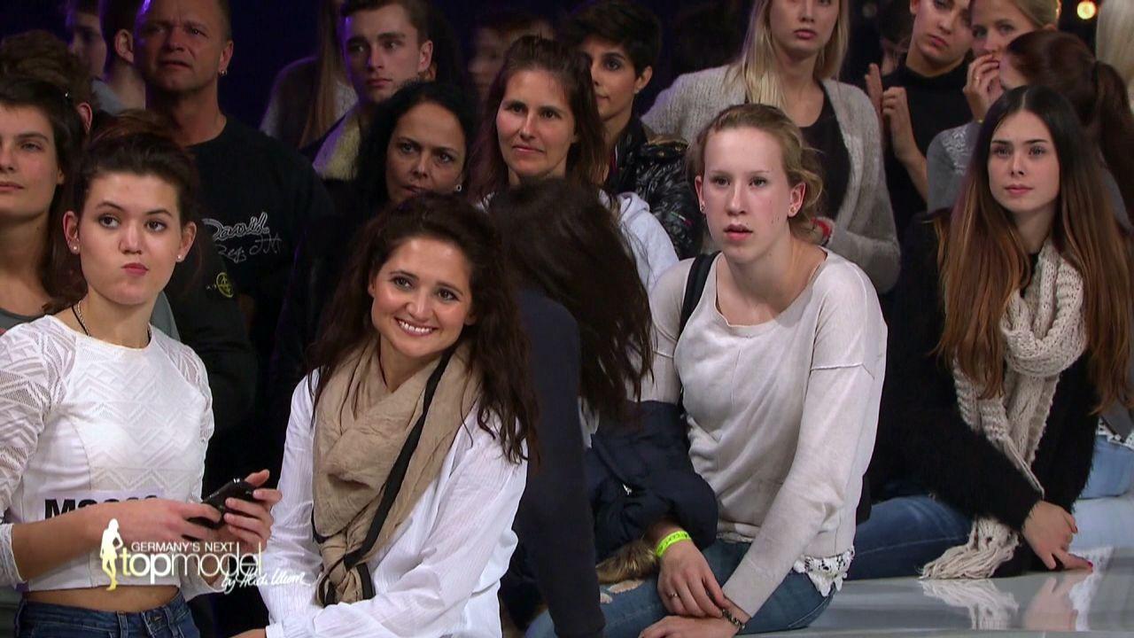 GNTM-10-Sendung03_039 - Bildquelle: ProSieben