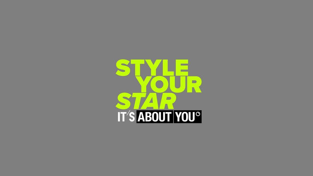 Style your star - Logo - Bildquelle: ProSieben