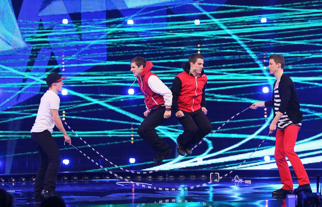 Got-To-Dance-International-Show-Team-05-SAT1-ProSieben-Guido-Engels - Bildquelle: SAT.1/ProSieben/Guido Engels