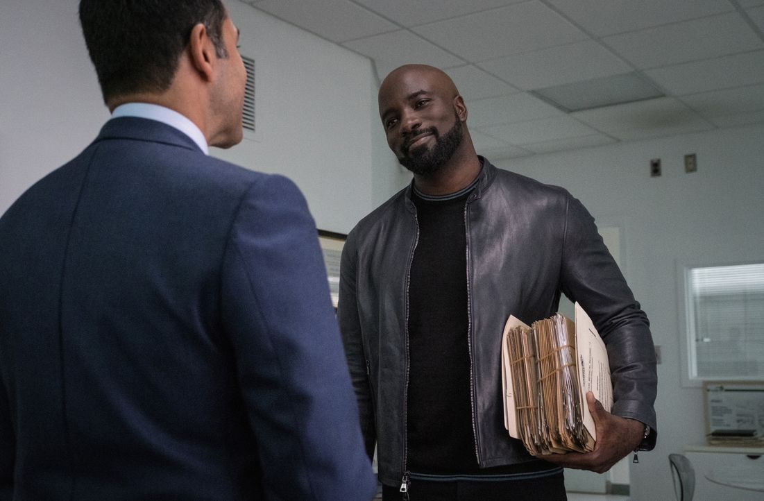 David Acosta (Mike Colter, r.) - Bildquelle: Jeff Neumann 2019 CBS Broadcasting Inc. All Rights Reserved. / Jeff Neumann